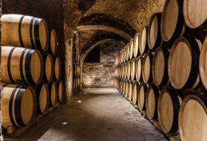 Wine barrels Laguardia quality